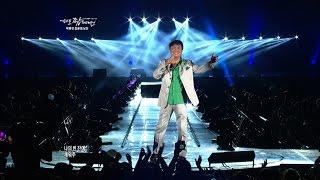 남진 콘서트 - 당신이 좋아/나야 나/뽀뽀/빈잔/둥지/님과 함께 (EXPO POP Festival 2012)