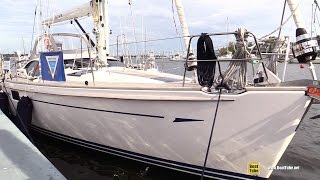 2015 Oyster 475 Sailing Yacht - Deck Walkaround - 2015 Annapolis Sail Boat Show