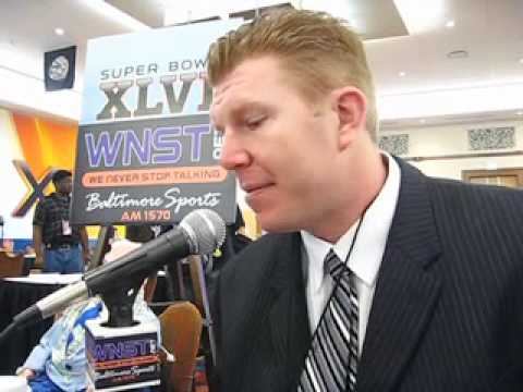 Matt Birk talks Ravens disappointment & recovery with Glenn & Drew in Indy