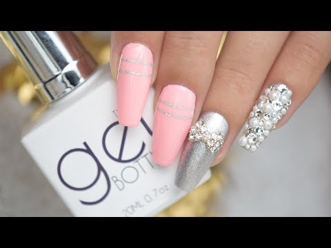 Girly Pink & Silver | Red Iguana | April Ryan