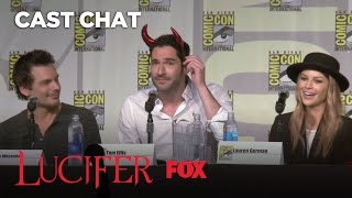 LUCIFER | Comic-Con 2015 Panel | FOX BROADCASTING