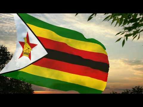 Flag and anthem of Zimbabwe
