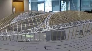 HoloLens Stadium Model (AR/MR)
