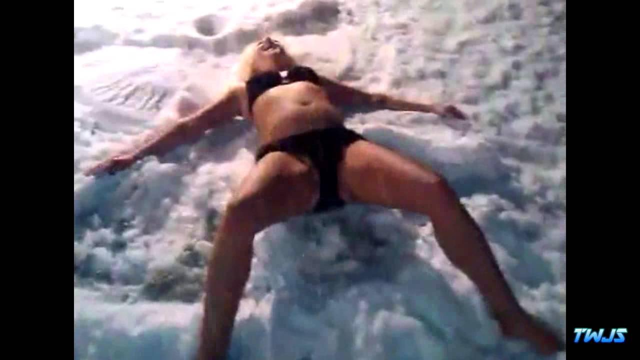 Bikini snow angels youtube