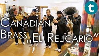 Canadian Brass live @ Thomann
