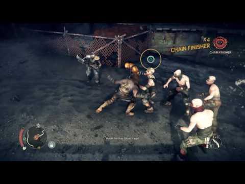 Mad Max Brutal Fury Kills