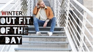 OOTD | OUT FIT OF THE DAY 2017 (WINTER)