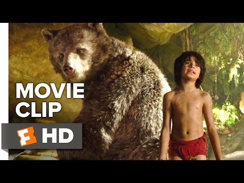 The Jungle Book Movie CLIP - Hibernation (2016) - Scarlett Johansson, Idris Elba Movie HD
