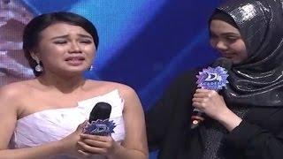 Tangis Bahagia Aulia Peroleh Lampu Hijau dari Juri (D'Academy 4 Top 10 Show Group 2)