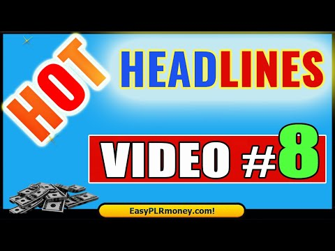 How to Write Catchy Headlines? Learn now - Training Session from YouTube · Duration:  6 minutes 23 seconds