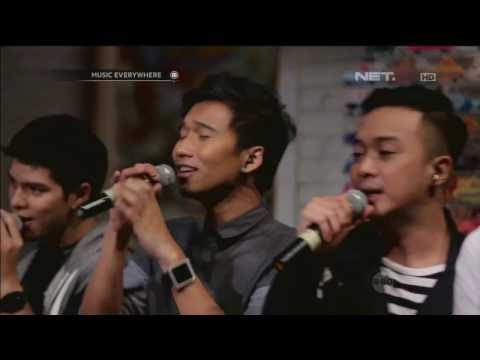 Yovie & Nuno ft 5 Romeo - Janji Suci (Live at Music Everywhere) **
