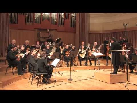 A FISTFUL OF DOLLARS  Ennio Morricone  Orkester Mandolina Ljubljana  Maestro Andrej Zupan
