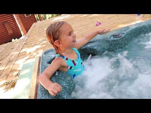 We Got a Hot-tub!!
