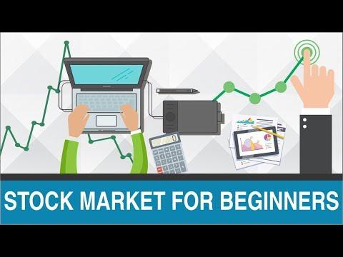 Basics Of Indian Stock Market Trading Share Market For Beginners Tutorial