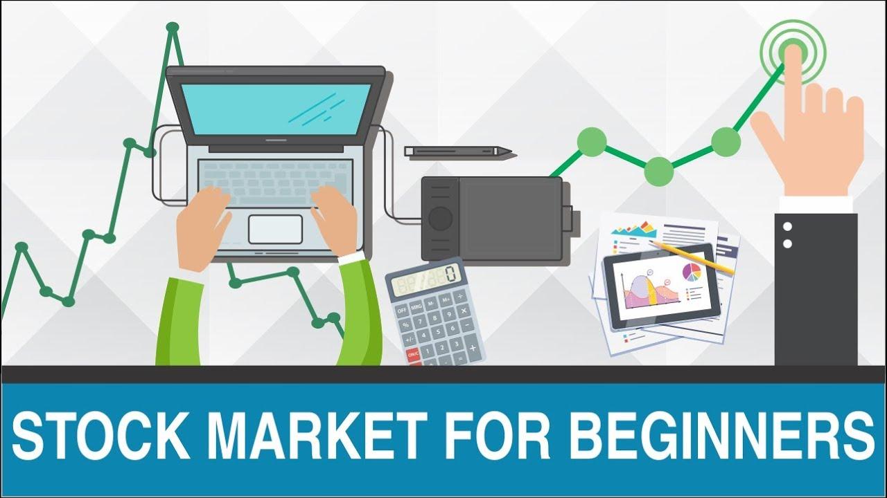 Basics Of Indian Stock Market Trading Share For Beginners Tutorial