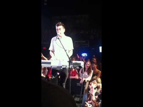 Tyler Joseph Singing Old Songs