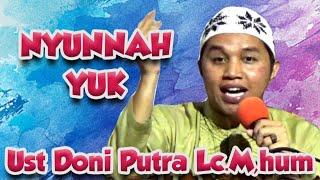 SUNNAH YUK - UST DONI PUTRA LC.MA