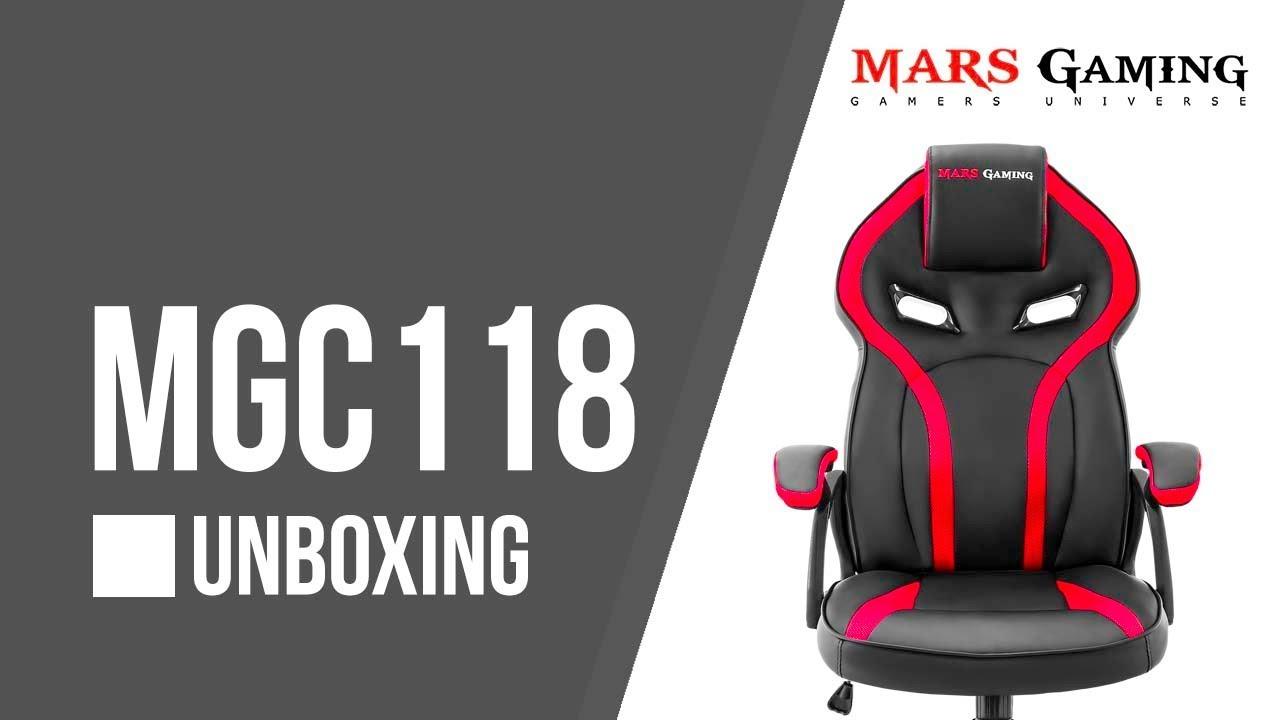 Unboxing Mgc118 Silla Y MontajeMars Gaming XiTlwOkZuP