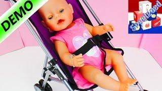 Kinderpoppenbuggy Van Bayer | Coole Kinderwagen Voor Baby Born, New Born Baby En Knuffels
