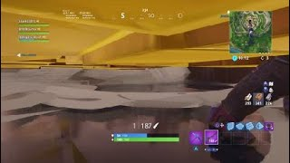 New Fortnite waterfall bug in Vikings!! It's not fake!!!