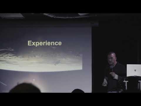 Living in Space w/ JPL's Brent Sherwood (HD)