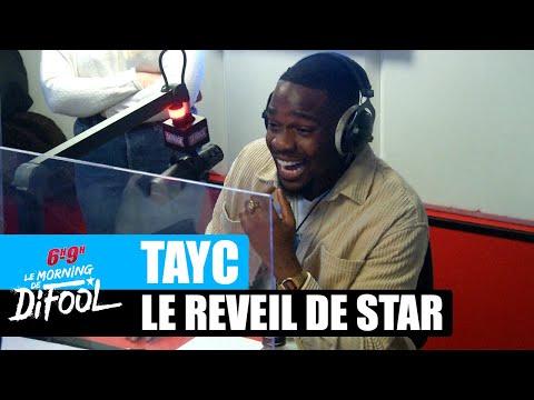 Youtube: Tayc – Le réveil de star #MorningDeDifool