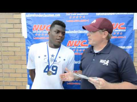NUC 2014: 5 Star Texas - Jeffery Rector Interview