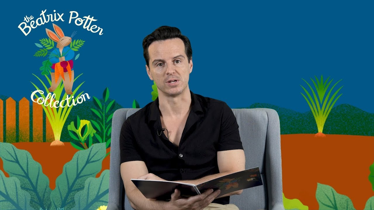 Youtube Apostle Andrew Scott Christmas 2020 Andrew Scott reads you a bedtime story | Peter Rabbit by Beatrix