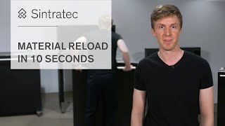 How the S2 makes material reload possible in 10 seconds thumbnail