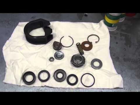 Ремонт рулевой рейки на Opel Vectra B. Ремонт рулевой рейки на авто Opel Vectra B.