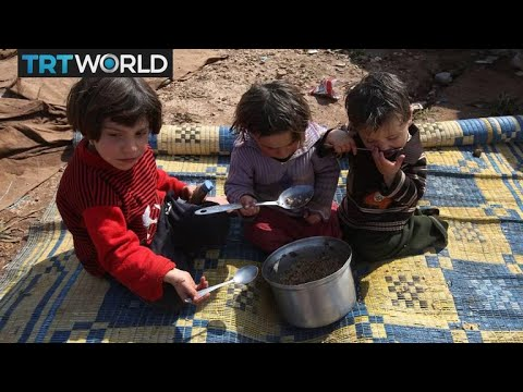 The War in Syria: YPG terrorists attack Atmeh refugee camp