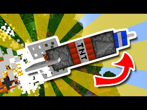 Minecraft: 6 MISSILES OF MASS DESTRUCTION