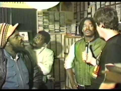 The Wailers interview 1987 by Roger Steffens