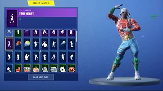 Vendre mon compte Fortnite! (The Reaper, Power Chord, Black Knight, Yuletide Ranger)