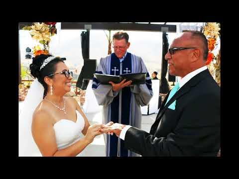 Mr. Lawrence and Mrs. Alma Rivas Wedding Ceremony