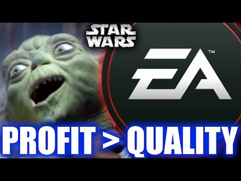 EA Cancels Open-World Star Wars Game, And Fans Aren't Happy