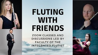 Fluting with Friends: Zoom classes for flute players