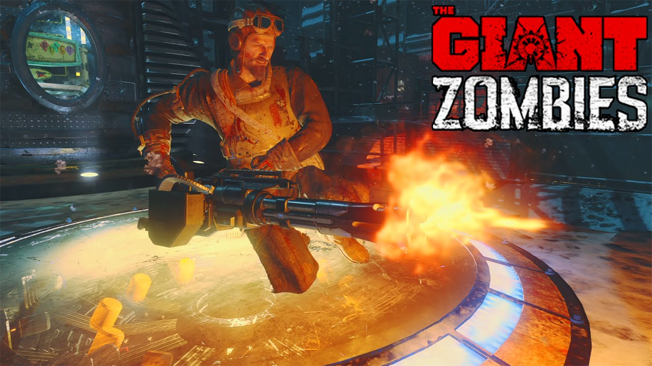 Black Ops 3 Zombies Der Eisendrache Countdown The Giant Death