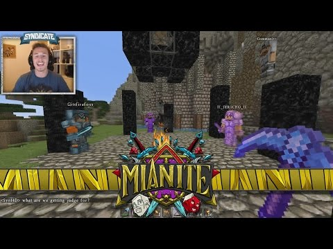 Minecraft: Mianite - Judgement Of The Gods, Saving Marlin & EPICNESS! [33]