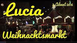 Lucia Weihnachtsmarkt in der Berliner Kulturbrauerei am 3.Advent 2016