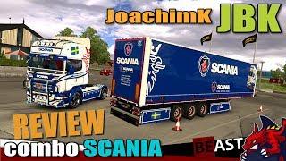 "[""ETS2"", ""Euro Truck Simulator 2"", ""combo trailer mod JoachimK JBK Combo Scania review""]"