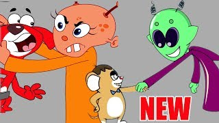 Rat-A-Tat |'Alien Abduction NEW Episodes Cartoons for Children'| Chotoonz Kids Funny Cartoon Videos
