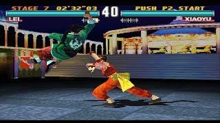 [TAS] Tekken 3 - Lei Wulong