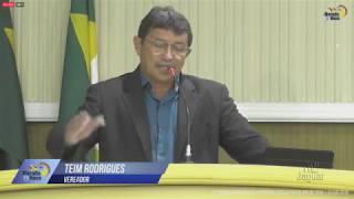 Teim Rodrigues pronunciamento 12 04 2018