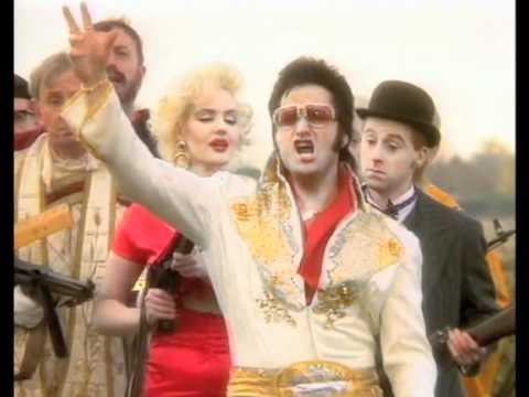 Elvis Presley sings the Red Dwarf theme