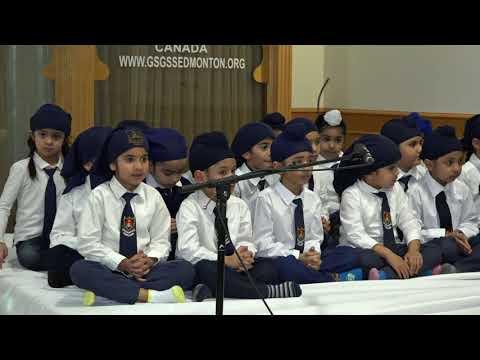 00772-PART-2-SHABAD KIRTAN BY KHALSA SCHOOL EDMONTON ALBERTA