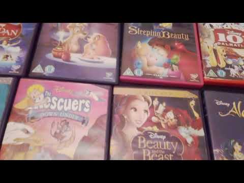 my-complete-disney-classics-dvd-collection.-📀-:-👸💃🐭🐘🐎🐱🐶🐵🐺🐍🐻🐮🐔🐰🐯🐴🐢🐹🐷🐼🐨🐆🐫🐪🐻