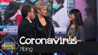 Yibing explica como se está viviendo el coronavirus en China - El Hormiguero 3.0