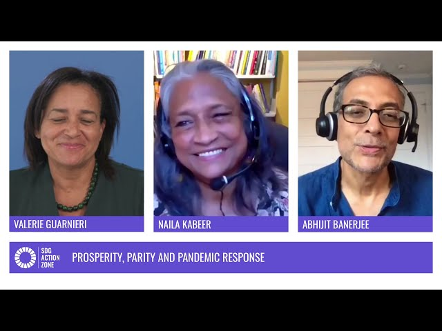 In Conversation – Prosperity, Parity and Pandemic Response