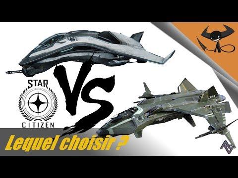 [FR] Star Citizen - Avenger ou Gladius ?